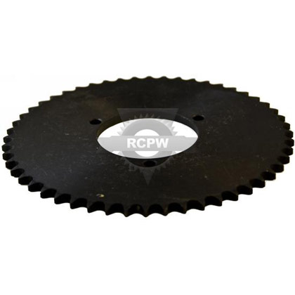 Picture of 52 Tooth Sprocket Roller Chain, Plate Type