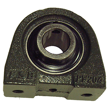 Buyers 1420101 3 4 Quot Pillow Block Bearing With Tap Base