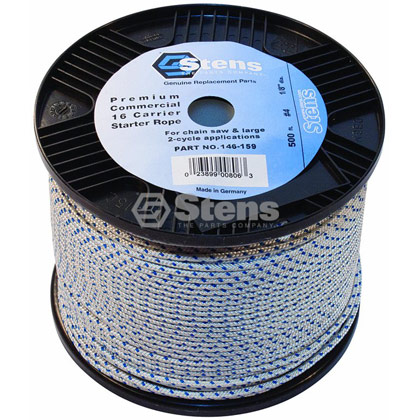 Picture of #4 500' Solid Braid Starter Rope