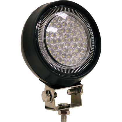 "Picture of 5"" 54 LED Clear LED Utility Light"