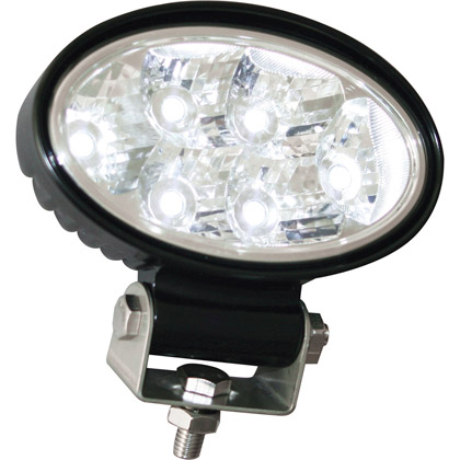 Picture of 6 LED Clear Oval LED Flood Light