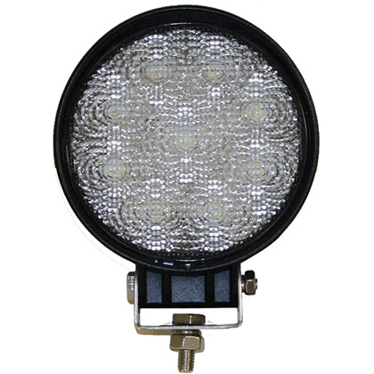 Picture of 9 LED Clear Round LED Flood Light