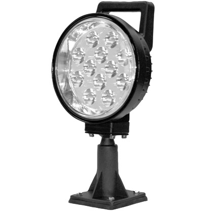 "Picture of 6"" Clear LED Adjustable Spot Light"