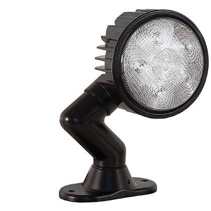 "Picture of 5"" 6 LED Clear Swiveling Flood Light"