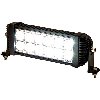 Picture of 2700 Lumen, 12 Clear LED Combination Spot-Flood Light