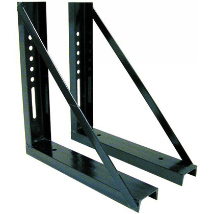 "Picture of 18"" x 18"" Structural Bolted Steel Underbody Mounting Brackets"