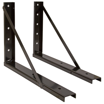 "Picture of 18"" x 24"" Formed Welded Steel Underbody Mounting Brackets"