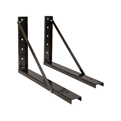 """Picture of 18"""" x 24"""" Formed Bolted Steel Underbody Mounting Brackets"""