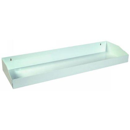 "Picture of Optional Tray for 1702860 96"" White Steel Topside Toolbox"