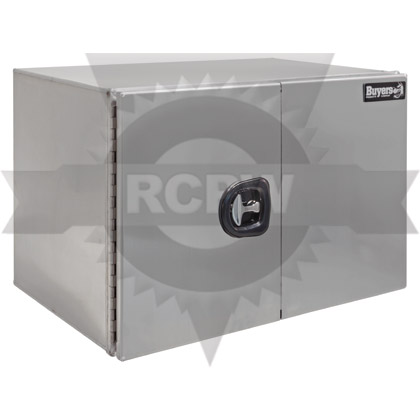 "Picture of Aluminum Double Barn Door Toolbox XD Series 24"" x 24"" x 36"""