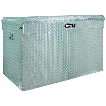 """Picture of 24"""" x 24"""" x 49"""" Aluminum All-Purpose Jumbo Chest for Multipurpose Applications"""