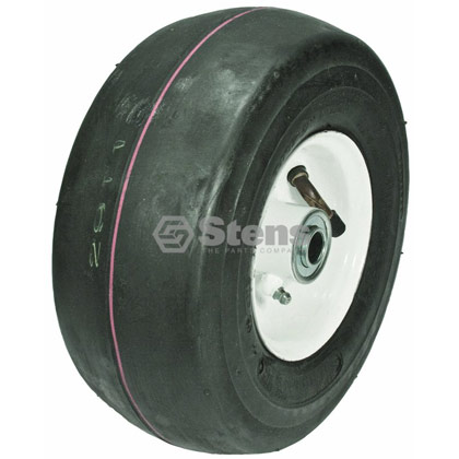 Picture of Deck Wheel Assembly with Grease Zerk - 9-350-14