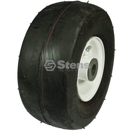 Picture of Deck Wheel Assembly with Grease Zerk - 9-350-4