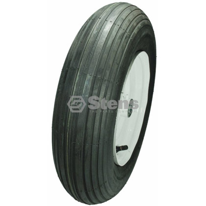 Picture of Wheel Assembly with Grease Zerk - 480-400-8