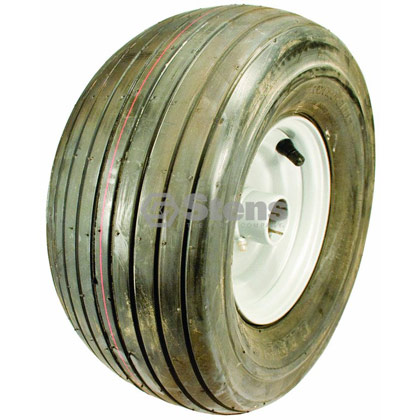 Picture of Caster Wheel with Grease Zerk - 13-650-6