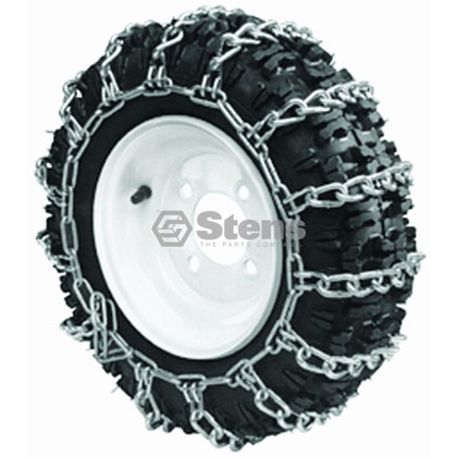 Picture of Deep Lug Tires - 2 Link Spacing for Tire Size 400-480-8