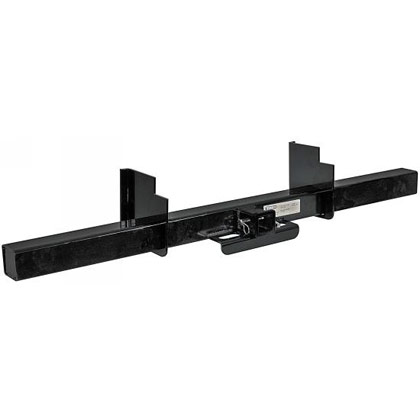 "Picture of Class 5 Unimount 2"" Platform Body Hitch Receiver with 16"" Mounting Plates"