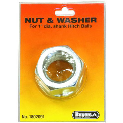 "Picture of 1"" Nut & Washer Replacement"