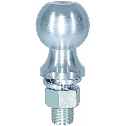 "Picture of 3500# Zinc Hitch Towing Ball - 2"" x 3/4"" x 1-3/4"" - PACK OF 10"