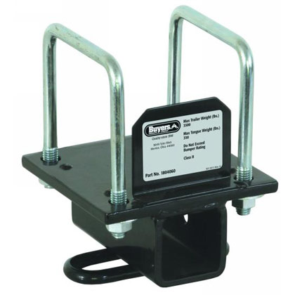 Picture of Travel Trailer Hitch