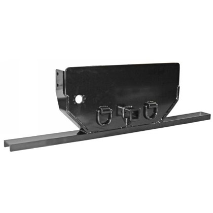 """Picture of 1/2"""" Hitch Plate for Dodge 3500 with Receiver Tube"""