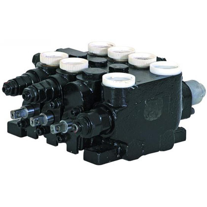Picture of Sectional Valve - 3 Position, Detent In 3 Position, 4-Way, 1 Port Relief; 3 Position, 4-Way, 2 Port Relief; 21 GPM