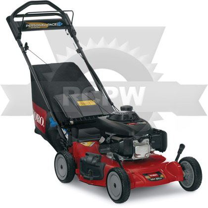 "Picture of Toro 20382 21"" RWD Personal Pace Mower"