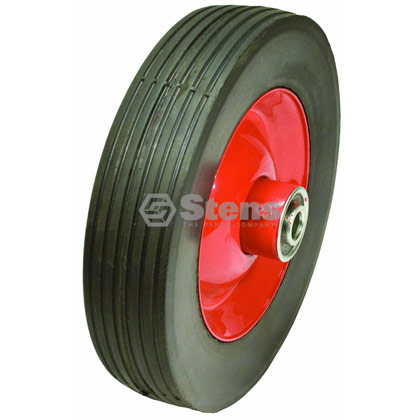 Picture of Wheel with Grease Zerk - 8-175