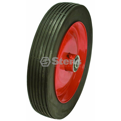 Picture of Wheel with Grease Zerk - 10-175