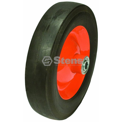 Picture of Steel Ball Bearing Wheel with Grease Zerk - 8-175