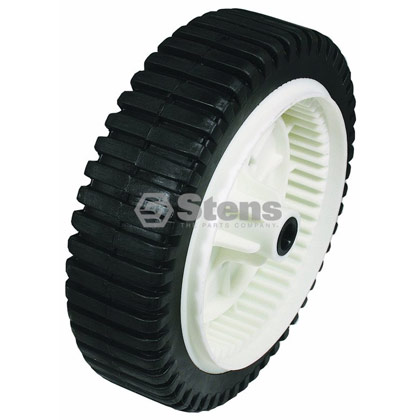 Picture of White Rim Gear Drive Wheel - 8-200