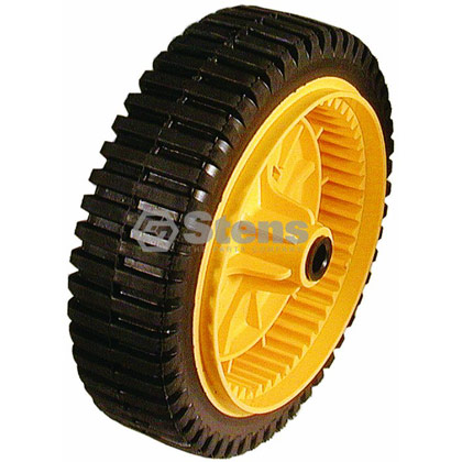 Picture of Yellow Rim Gear Drive Wheel - 8-200