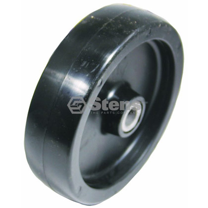 Picture of Plastic Heavy Duty Deck Wheel - 5-1 3/8