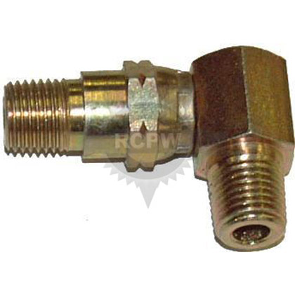 Picture of 90 Degree Swivel Elbow