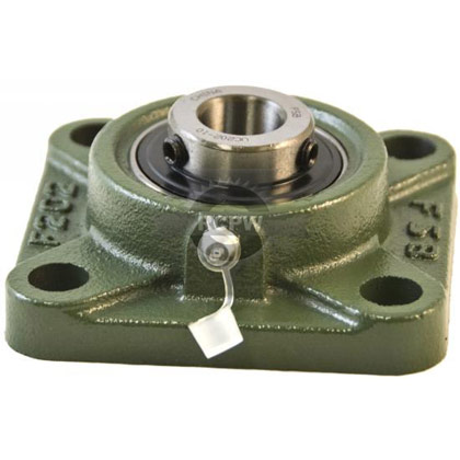 "Picture of 4-Bolt 5/8"" Bore Flange Bearing"