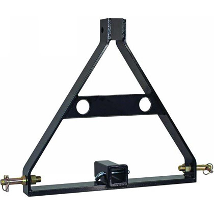 Picture of 3-Point Tractor Hitch Receiver