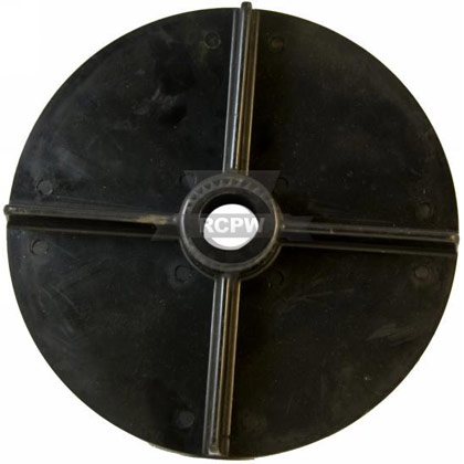 "Picture of 9"" OD Poly Spinner Disk"
