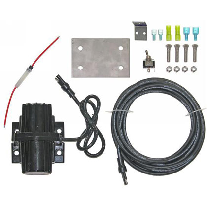 briggs and stratton wiring harness buyers 3008046 200 lb spreader vibrator kit   157 53   buyers 3008046 200 lb spreader vibrator kit   157 53