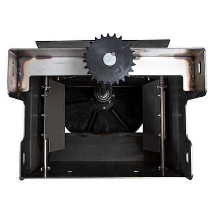 Picture of Replacement Chute Assembly for Gas Spreaders