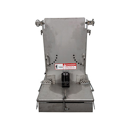 Picture of Replacement Chute Assembly for 1400 Series Spreaders