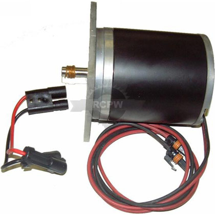 Picture of Replacement TGS Series Salt Spreader Motor and Adapter Harness Kit