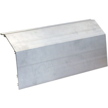 "Picture of 98"" Aluminum Wind Deflector"