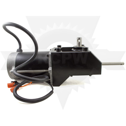Picture of .4 HP 12 VDC Dual Shaft Gear Motor