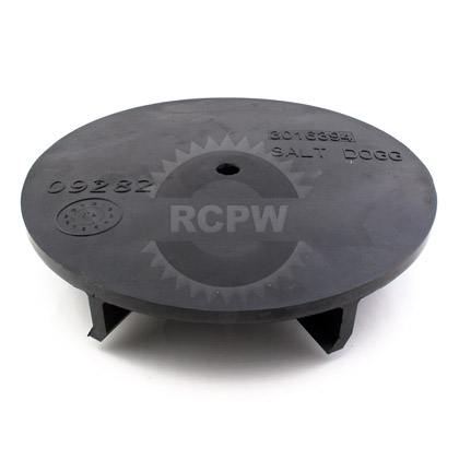 "Picture of 14"" Poly Spinner CCW"