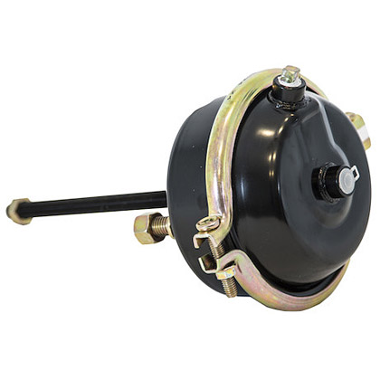 "Picture of Type 24 Brake Chamber with 9-1/2"" Rod"