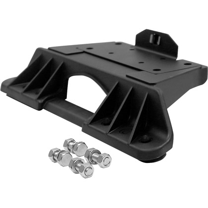 "Picture of Adjustable Width Standard Light Mounting Bracket - 2.25"" T"