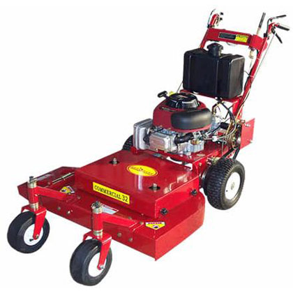 "Picture of Honda 11HP Red Hawk Walk-Behind Belt-Driven Mower with 32"" Cutter Deck"