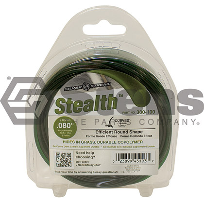 "Picture of .065"" ""Stealth"" Trimmer Line - Clamshell"