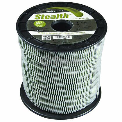 "Picture of .095"" ""Stealth"" Trimmer Line - 3 lb. Spool"