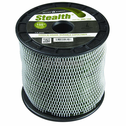 "Picture of .105"" ""Stealth"" Trimmer Line - 3 lb. Spool"